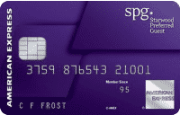 Starwood Preferred American Express